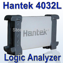 Original HANTEK 4032L 32CH 200K 400MSa/s USB PC Digital Logic Analyzer TTL LVTTL CMOS Hantek4032L