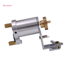 Glitter wholesale Price 2017 Newest Rotary Tattoo Gun Electric Gun Professional Rotary Tattoo Machine Top Quality(China)