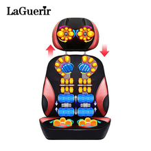 Health care Full body Neck Massage Cushion Full Body Shiatsu Massage Chair Compresses Vibration Kneading Back Massage Machine