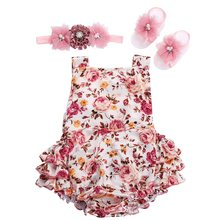 2016 summer spring children clothing in lots sunsuit baby wear baby girl onesie bebe boutique jumpsuit baby girls clothes #L111
