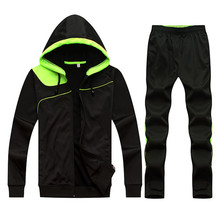 New Survetement Football 2017 Winter Kids Men Women Soccer jerseys sets Sports Training Pants Tracksuit Jackets Trousers Suits