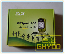 Holux GPSport 260 GR260 Outdoor Bike Race MINI GPS Receiver loggger GPS Compass for outdoor Sports/ riding bicycle,