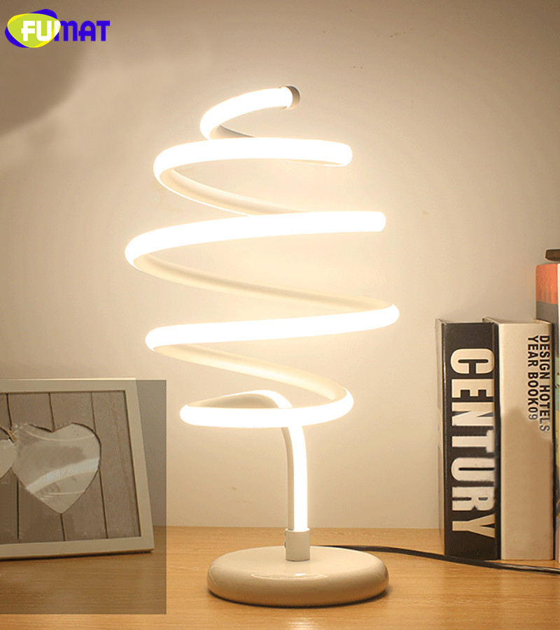 Honeycomb Spiral Table Lamp 12