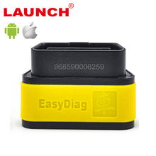 2017 Newest original Launch X431 EasyDiag OBDII Generic Code Reader Scanner For Android ISO Iphone 2 in 1 ready stock
