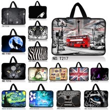 Universal 9.7 10 11.6 13 14 15 17 Portable Laptop Bag Carry Cases Sleeve Netbook Cover Pouch 13.3 15.4 15.6 Computer Accessories