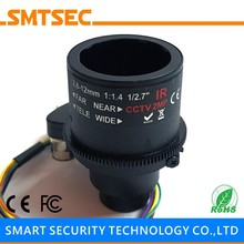 "SMTSEC SL-2812MFZ HD 2MP 1/2.7"" 2.8-12mm Motorized Zoom Lens M14 Mount 103-30.8 Degrees CCTV Lens For IP Security Camera(China)"