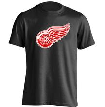 Detroit Red Wings Mens & Womens Printing T Shirt Baseball T Shirt Custom T Shirt(China)