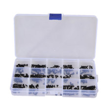 New Promotion 300pcs/Set Assorted Laptop Screws Repair Tool DIY Laptop Screws Set With Box For PC for Samung for Lenovo(China)