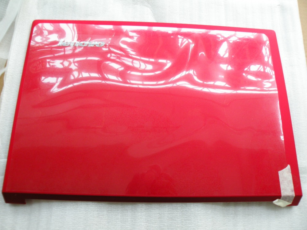 Wholesale NEW Original fo Lenovo W4400 LCD back rear Cover Assembly red 60.4YG20.002 Laptop Replace Cover<br><br>Aliexpress