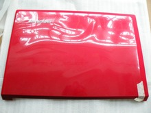 Wholesale NEW Original fo Lenovo W4400 LCD back rear Cover Assembly red 60.4YG20.002 Laptop Replace Cover(China)