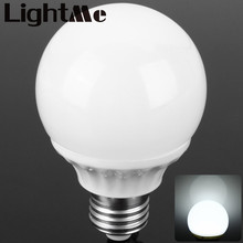 Buy Energy Saving E27 9W White Light 810Lm LED Ball Bulb Light Opal Shape High Brightness Home Commercial Lighting 1114250 for $6.95 in AliExpress store