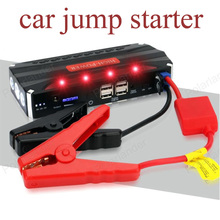 mini portable Car jump starter mobile laptop battery charger 12v auto booster power bank for Petrol and Diesel