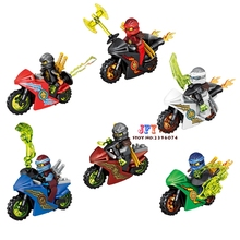 6starwars super heroes marvel Ninja Motorcycle Mighty Micros Collection building blocks brick hobby toys kids speelgoed - Shop3014007 Store store