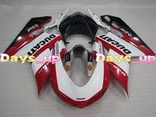 New Motorcycle fairings For Ducati 1098 Motorcycle Accessories Factory Supply ,Free shipping!