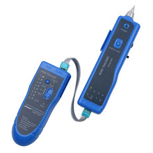 KEBETEME RJ11 RJ45 Cat 5 6 Telephone Wire Tracker Tracer Diagnose Ethernet LAN Network Tool Cable Tester Detector Line Finder(China)