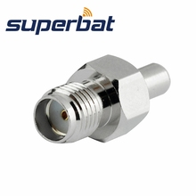 Superbat RF adapter Connector SMA Jack Female to TS9 Plug for Sierra Wireless USB Modem(China)