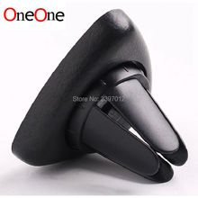 OneOne Universal Magnetic Car Air Vent Holder Mount Cradle Stand For Cell Phone GPS wholesale 100pcs/lot(China)