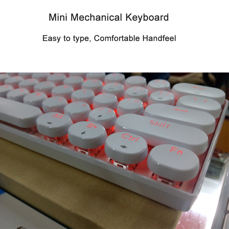 6 Mechanical Keyboard