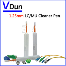 2800+ Cleans Fiber Optic Cleaner Pen 1.25mm LC / MU Connector Tools ,VD-CPA20 - ShenZhen VDun Technology Co., Ltd. store