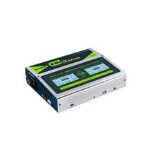EV-PEAK CD3 200W IMAX B6 RC Balance Lipo Battery Charger Nimh Nicd lithium Battery Balance Charger Discharger with Touch Screen