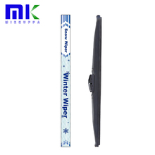 Winter Snow Wiper Blade U Hook Universal High Quality Natural Rubber Windshield Windscreen Auto Car Accessories(China)