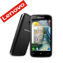 Original New Lenovo A390T Cell Phone Android 4.0 OS SC8825 1.0GHz Dual Core 4.0'' IPS 512MB RAM 4G ROM 5.0MP Camera Multilangues