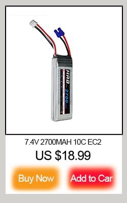 7.4V 2700MAH 10C 1