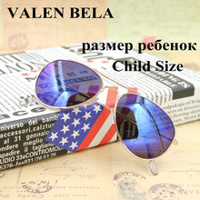 IVE 2017 New Fashion Children Sunglasses Boys Girls Kids Baby Child Sun Glasses Goggles UV400 mirror glasses Wholesale I3024