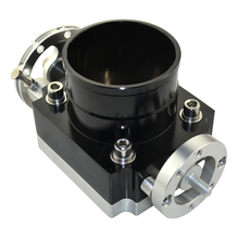 UNIVERSAL 70mm THROTTLE BODY throttle valve black Modified Auto Parts(China)