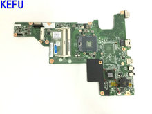 KEFU NEW !!! 646177-001 FREE SHIPPING LAPTOP MOTHERBOARD FOR COMPAQ PRESARIO CQ43 / CQ57 HM65 NOTEBOOK PC COMPARE BEFORE ORDER