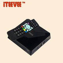 5PCS [DHL FREE] iTEEVEE O V6S O-V6S Mini HD Satellite Receiver S V6 2xUSB WEB TV USB Wifi 3G Biss Key CCCAMD DVB-S2 DVB S2