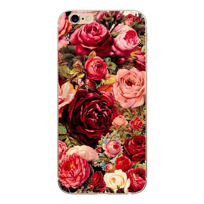 Luxury Silicone Case for iPhone 6 6S for iPhone 6S 5 5S SE 7 (5)