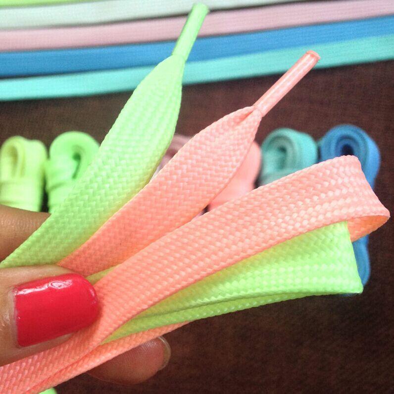 Kids Luminous Fluorescent Shoelaces - 2pk.