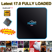 (Ship From ES) XGODY Android TV Box 3GB RAM 32GB Amlogic S912 Octa Core Dual WiFi HD 4K Kodi 17.1 Internet Smart TV Media Player