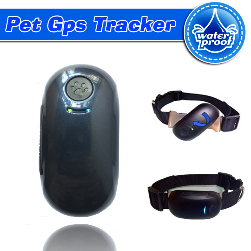 New Arrival Mini Pet GPS Tracker Waterproof IPX-6,GSM Tracking Rastreador,240 Hours Standby Time,Free Fee For GPS Platform(China (Mainland))