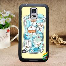 Doraemon fashion original cell phone case cover for Samsung Galaxy S3 S4 S5 S6 S6 edge S7 S7 edge Note 3 Note 4 Note 5 M477