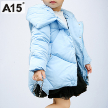 Buy Baby Girl Clothes Winter Jacket Girls Coat Clothing 2018 Warm Kids Parka Girls Jackets Children Outwear Size 2 3 4 6 8 Year for $16.92 in AliExpress store