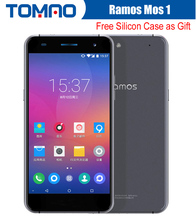 Original Ramos MOS1 Smart phone 4G Lte Mobile Phone Qualcomm MSM8939 Octa Core 5.5 inch FHD 2G RAM 32GB ROM 13MP Cell Phone