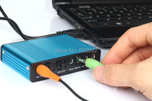 For PC Laptop Desktop Tablet Professional USB Sound Card Channel 5 Optical External Audio Card Converter CM6206 Chipset
