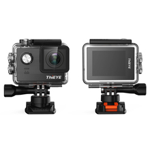 ThiEYE T5 Gift WIFI 4k 170 degrees 2 inch screen High quality Cheap Outside Travel Extreme Sports Waterproof Action Camera(China)