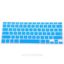 keyboard cover New US Silicon Keyboard Cover Laptop Skin Notebook Protector for Apple For Macbook Pro 13 15 17 Air 13(China)