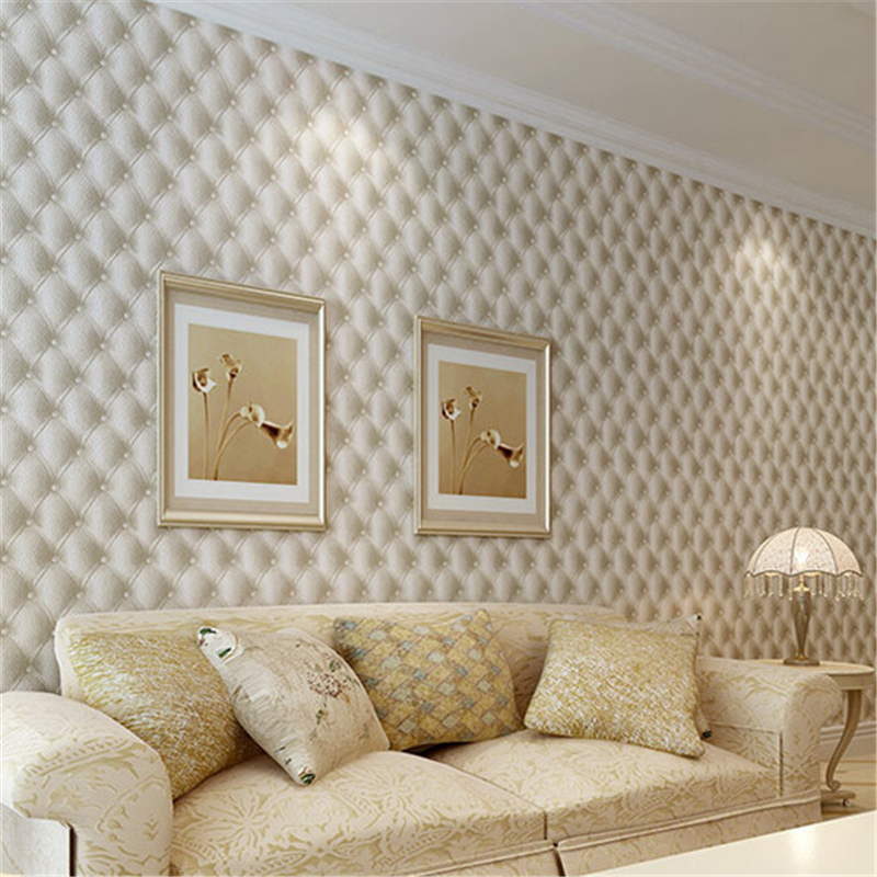 beibehang Faux Leather bag PVC Wallpapers Wall Paper Papel De Parede Tapete Leopard Wallpaper for walls 3 d Bedroom Living Room<br>