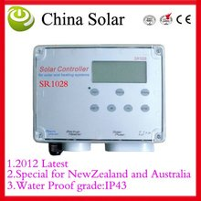 SR1028 solar controller for split pressurized system,solar and heating water system controller,2012New functions,Free shipping