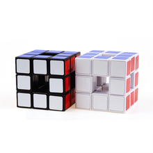 Puzzle Magic Puzzles Puzzle Magic Cubes Educational Strange Shape Magic Square Magnetic Toys Stress Reliever Magic Adults 60K512(China)