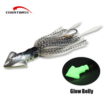 60g 2.12oz Japanese Style Madai Jigs, Salty Rubber Fishing Jig, Squid Jigging Lures, Countbass Snapper Lead Fish Bait