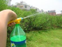 Free Shipping easy use Simple universal spray sprayers bottle garden accessory Spray water bottle nozzle 100PCS(China)