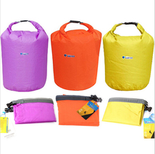 New Portable 20L 40L 70L Waterproof Bag Storage Dry Bag for Canoe Kayak Rafting Sports Outdoor tools Camping Travel Equipment