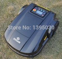 Newest Robotic Mower S520 4th generation robot lawn mower with Range Funtion,Auto Recharged,Remote Controller,Waterproof(China)
