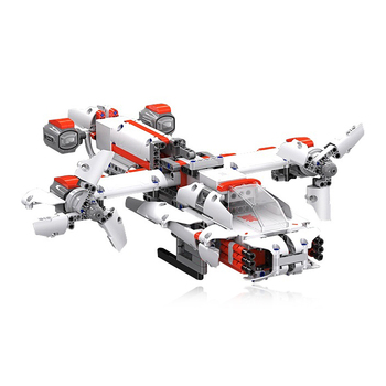Xiaomi MITU Robot DIY Mobile Phone Control Self-assembled Robot Building kits Toys for Children STM32 CPU Cool Builder Robot