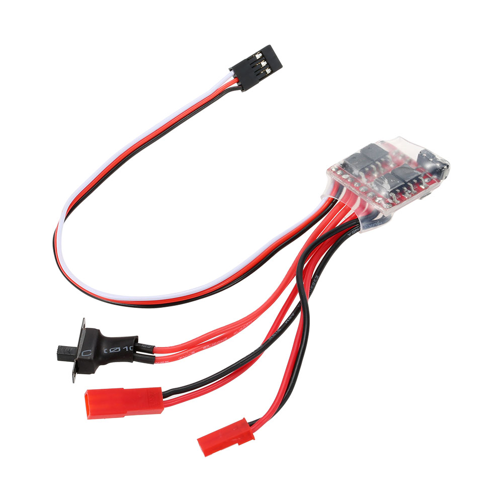 GOOLRC 110 Winch Switch Controller for RC 110 JEEP Axial SCX10 AX10 Tamiya CC01 Traxxas RC4WD Rock Crawler (9)